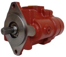 Hydraulická čerpadla pro stavební stroje