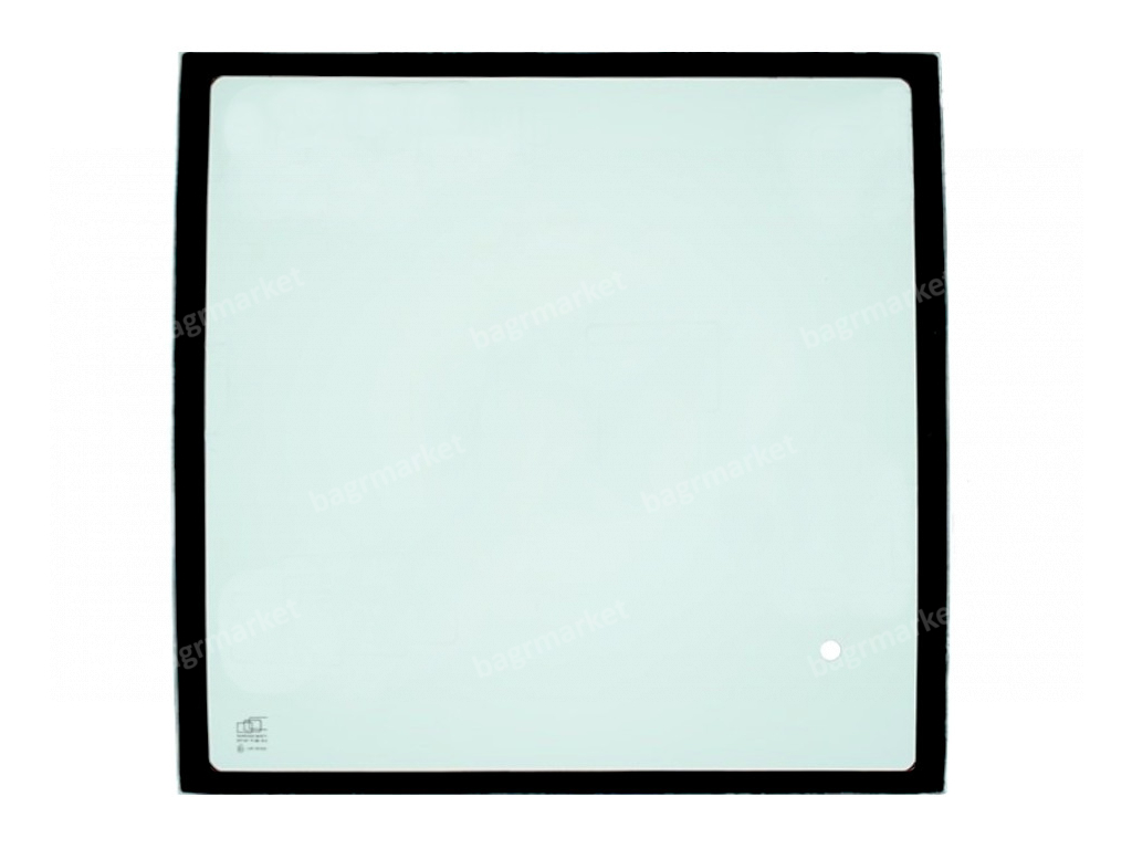 predni horni sklo 05686 39330 Takeuchi TB016 front upper glass