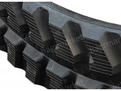 gumovy pas 350X54.5X86K rubber track Vematrack