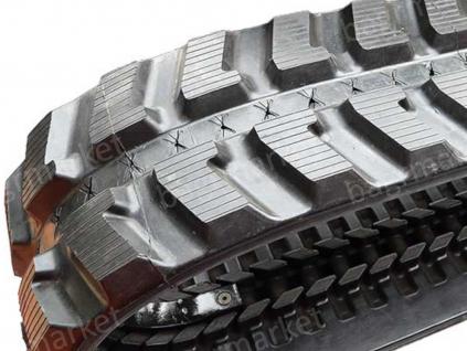 Gumový pás AVT rubber track