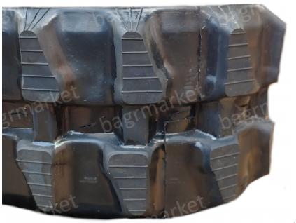 gumovy pas 180X72X40K rubber track