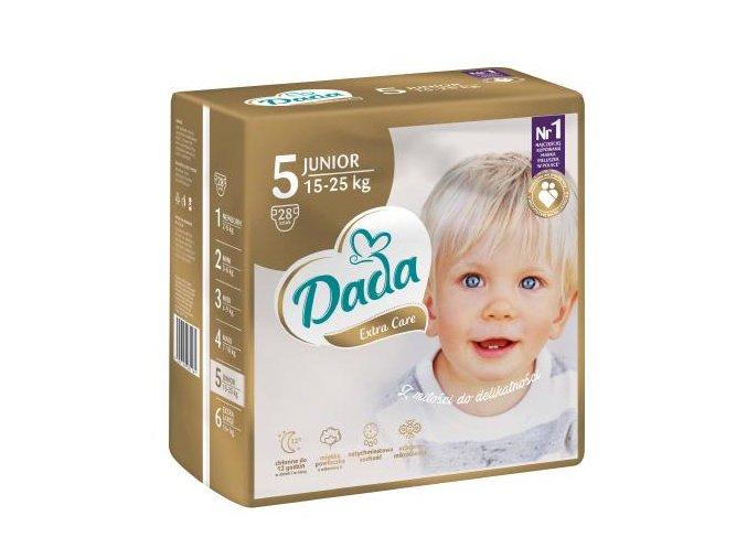 Plenky Dada Extra Care vel.5 (28ks) NOVÉ balení