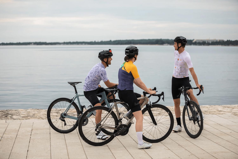 ISADORE - nadčasová cyklistická móda ze Slovenska