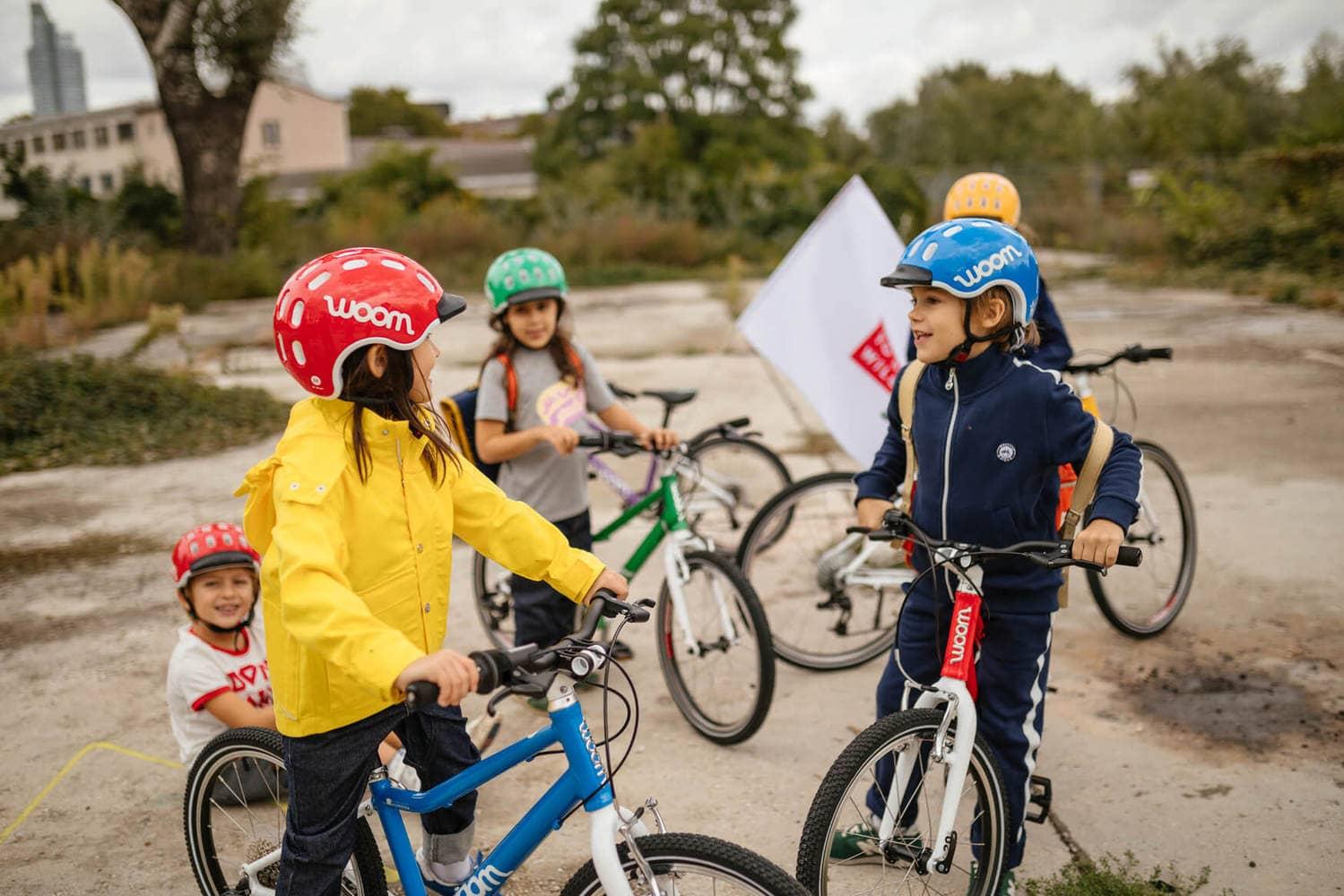 Jak vybrat správné dětské kolo