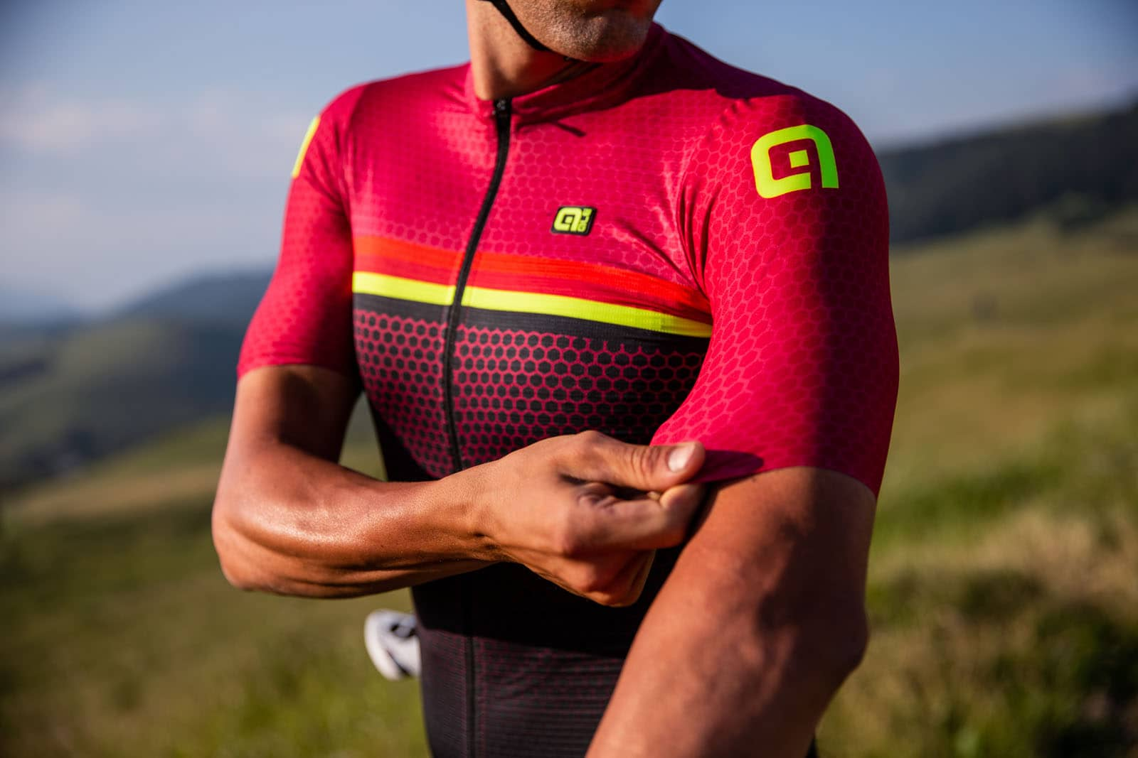 Jak vybrat cyklistický dres?