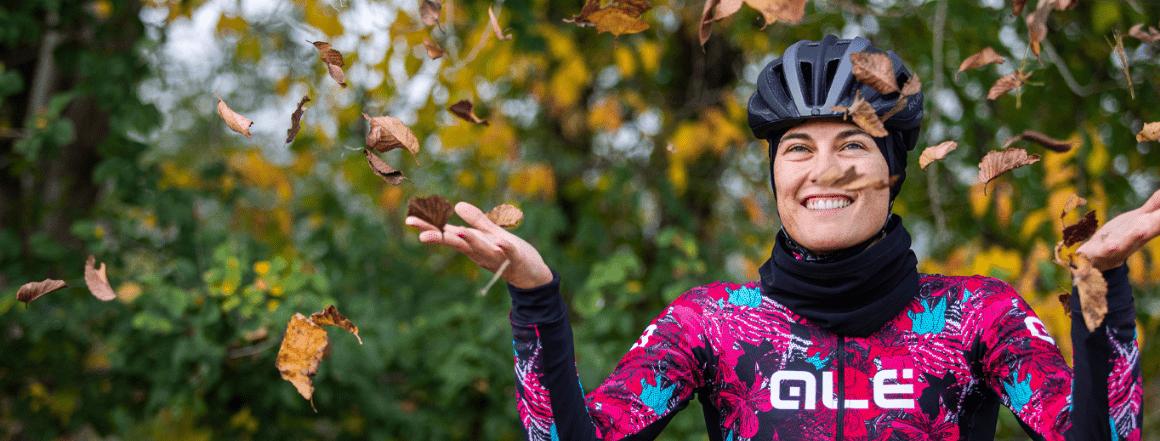 Nová kolekce cyklistického oblečení značky ALÉ na podzim/zimu 2021