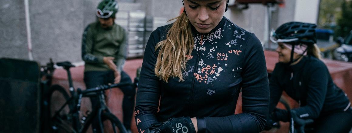 Nová kolekce cyklistického oblečení MALOJA sezóna podzim/zima 2021
