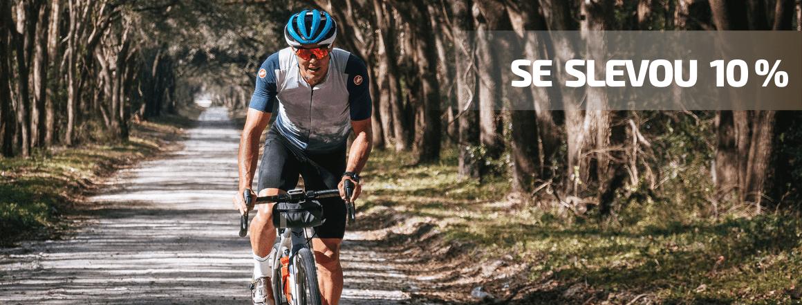 Jarní a letní kolekce 2021 pánského a dámského cyklistického oblečení se slevou od značky CASTELLI