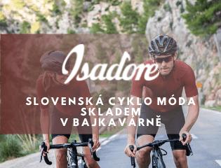 Jarní a letní kolekce 2021 pánského a dámského cyklistického oblečení od značky ISADORE