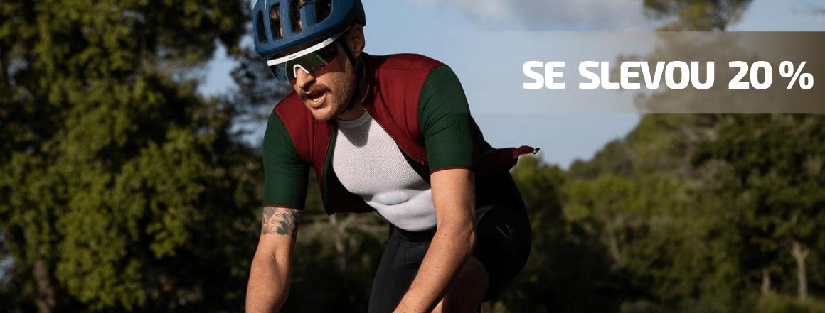 Jarní a letní kolekce 2021 pánského a dámského cyklistického oblečení se slevou od značky ISADORE
