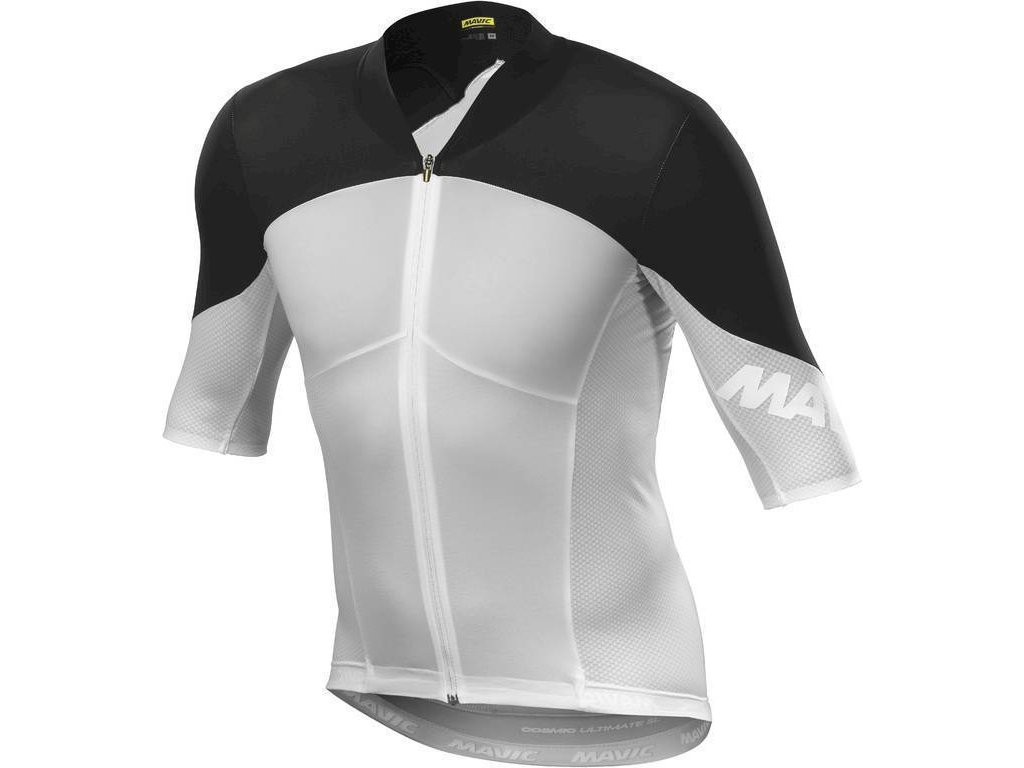 18 MAVIC COSMIC ULTIMATE SL DRES WHITE/BLACK 401800 L