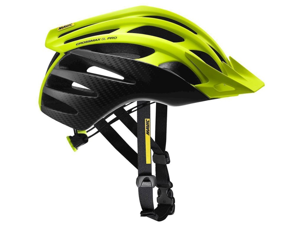 19 MAVIC HELMA CROSSMAX SL PRO MIPS SAFETY YELLOW 407851 M