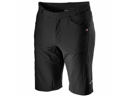 castelli unlimited baggy short cycling bottoms