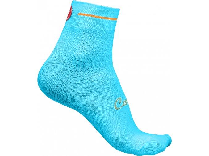 Castelli - dámské ponožky Maestro, sky blue