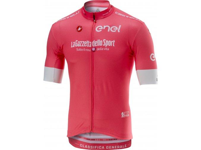 Castelli - pánský dres GIRO Squadra FZ, pink