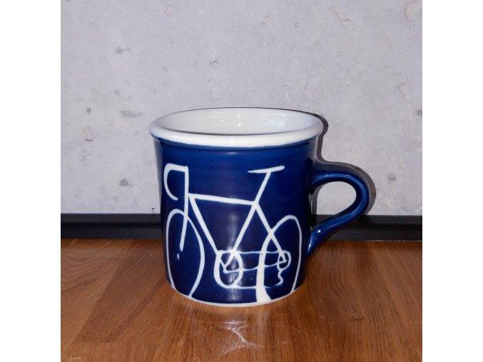 Cyklistický hrnek na kávu / čaj 450 ml (velké kolo)