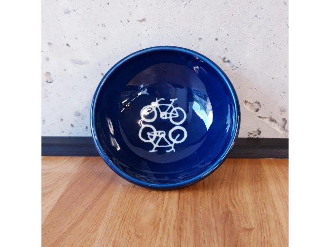 Cyklistická malá miska (dvě kola)