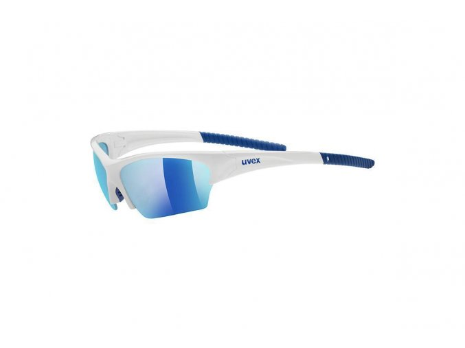 19 UVEX BRÝLE SUNSATION, WHITE BLUE/BLUE (8416) Množ. Uni