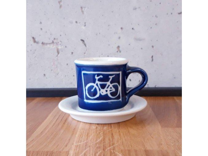 Cyklistický šálek na espresso 90 ml
