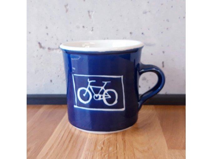 Cyklistický hrnek na kávu / čaj 450 ml