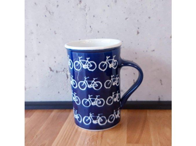 Cyklistický hrnek na kávu / čaj 1 l