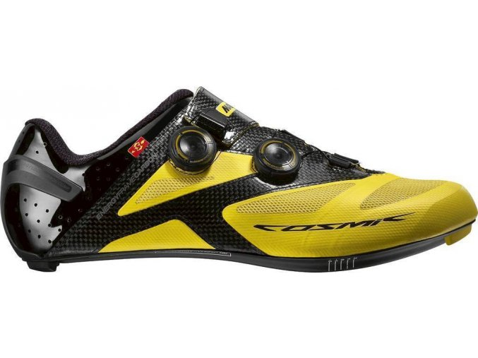 18 MAVIC COSMIC ULTIMATE II TRETRY YELLOW MAVIC/BLACK/BLACK 377960 8