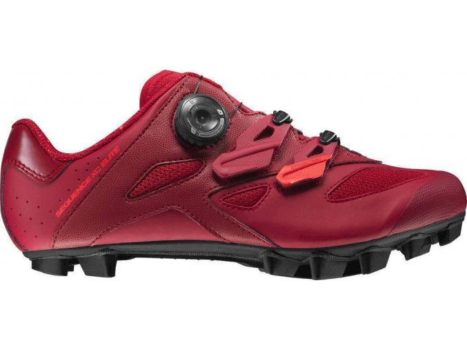 18 MAVIC SEQUENCE XC TRETRY JESTER RED/FIERY RED 401541 4