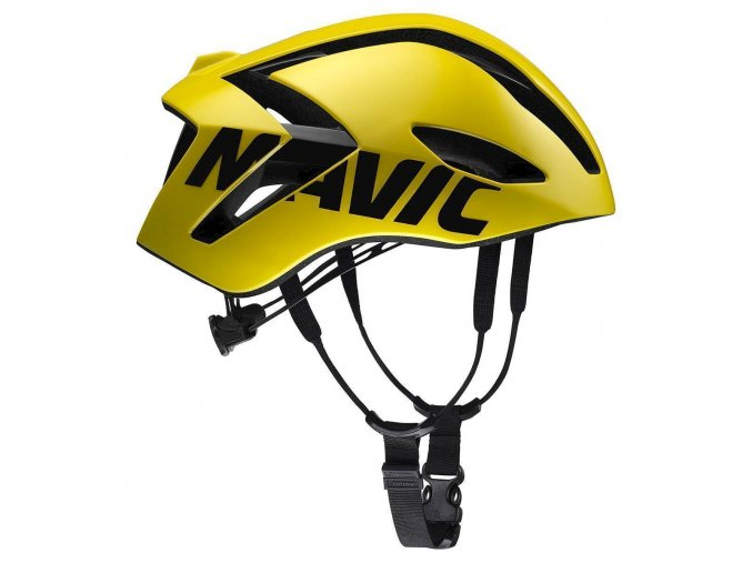 19 MAVIC HELMA COMETE ULTIMATE YELLOW MAVIC/BLACK