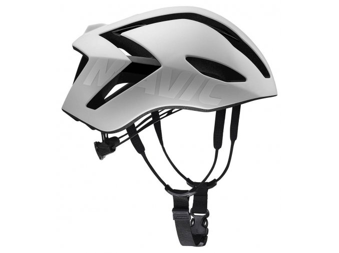 19 MAVIC HELMA COMETE ULTIMATE WHITE/BLACK 406933 M