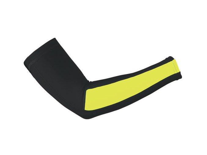 Etape - návleky na RUCE, černá/žlutá fluo