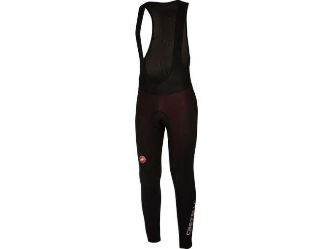Castelli - pánské kalhoty Velocissimo 3 s vložkou, black