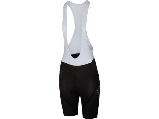 Castelli - dámské kalhoty Magnifica s vložkou, black