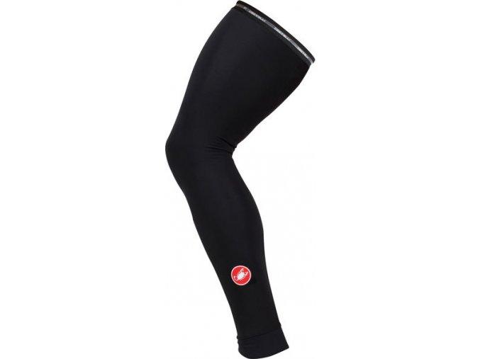 Castelli – návleky na nohy Thermoflex, black