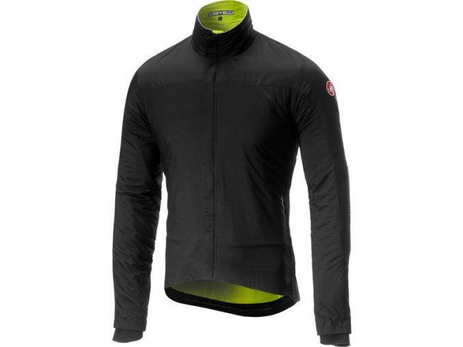 Castelli – pánská bunda Elemento Lite, black