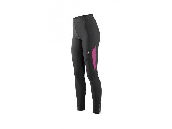 Etape - dámské kalhoty BRAVA WS, černá/růžová
