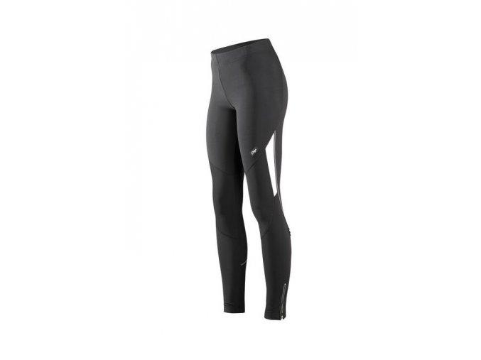 Etape - dámské kalhoty BRAVA WS, černá/bílá