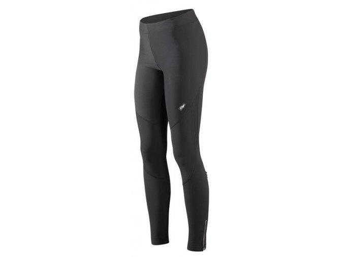 Etape - dámské kalhoty BRAVA WS s vložkou, černá