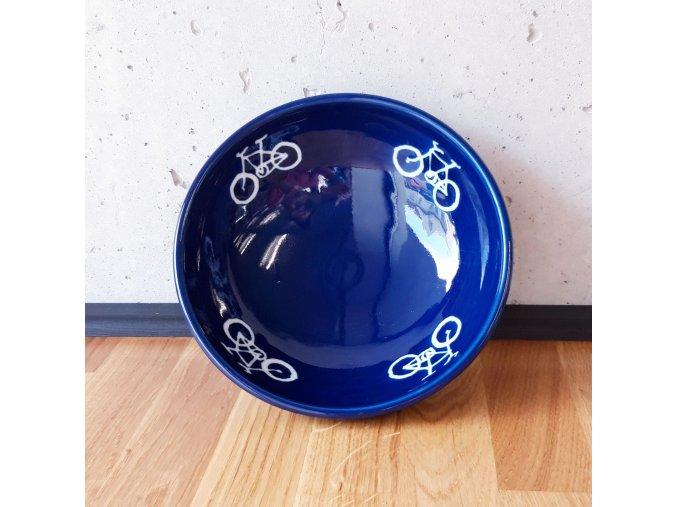 Cyklistická jídelní miska