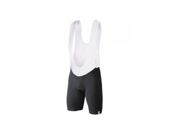 Etape - pánské kalhoty ELITE LACL s vložkou, černá