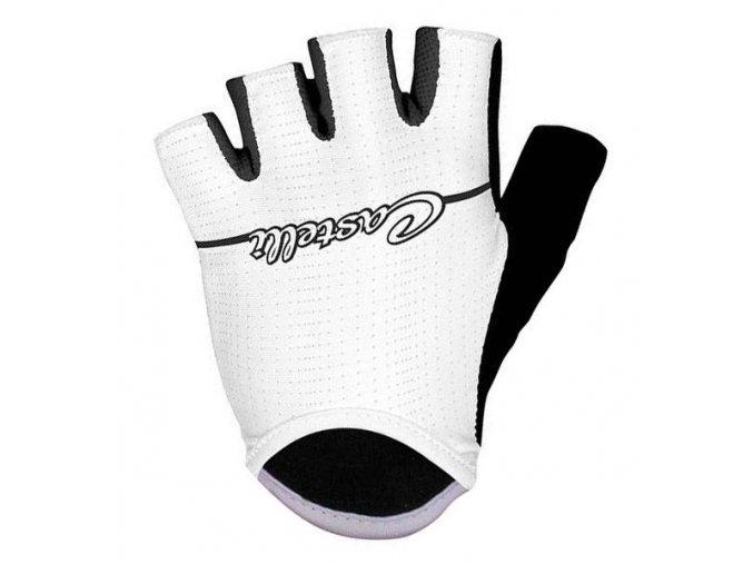 Castelli - dámské rukavice Dolcissima, white