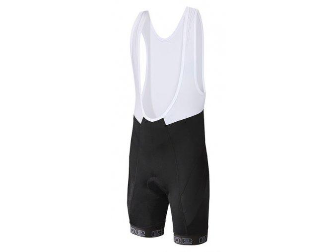 Etape - pánské kalhoty PROFI LACL s vložkou, černá