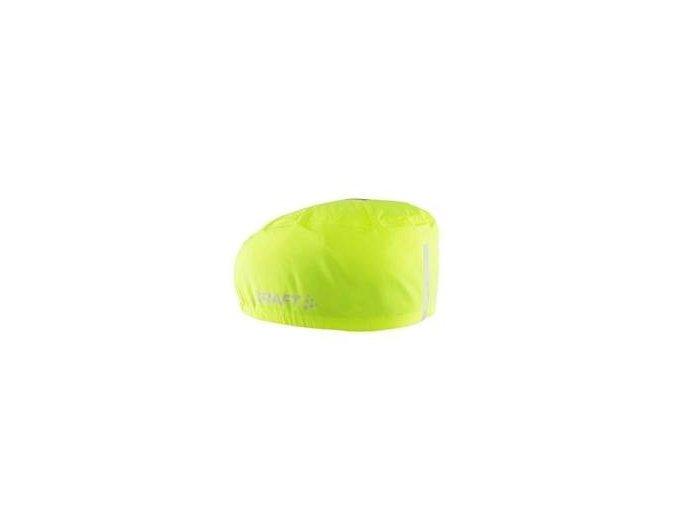 Návlek CRAFT Rain Helmet žlutá S/M