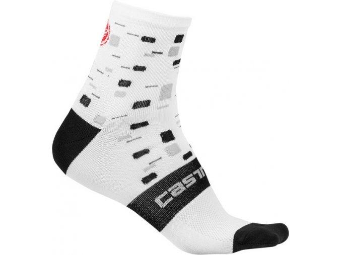 Castelli - dámské ponožky Climbers's, white