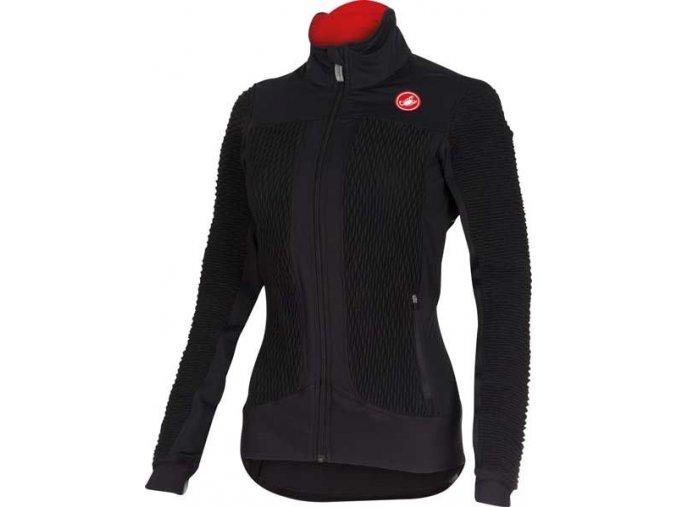 Castelli - dámská bunda Elemento 2 7x(AIR), black