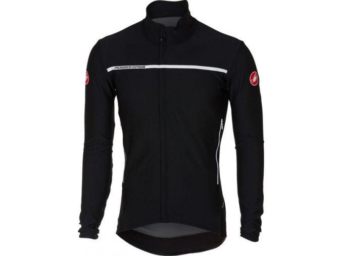 Castelli - pánská bunda Perfetto, light black