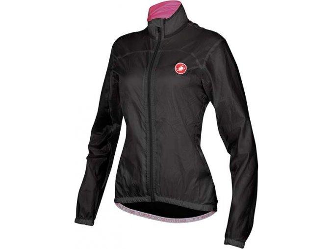Castelli - dámská bunda Velo, black