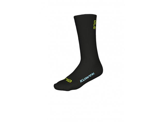 Zimní cyklistické ponožky ALÉ TEAM KLIMATIK SOCKS H22