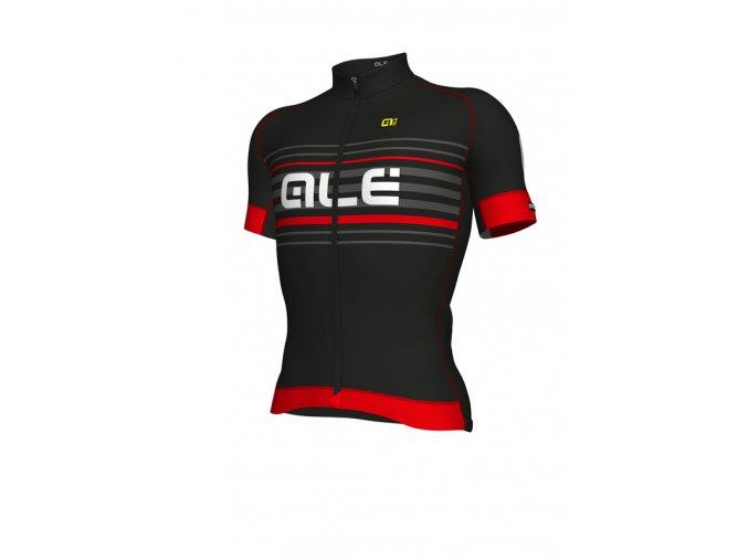 Letní cyklistický dres ALÉ pánský GRAPHICS PRR SALITA