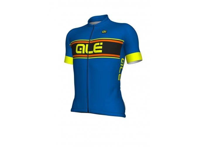 Letní cyklistický dres ALÉ pánský SOLID VETTA