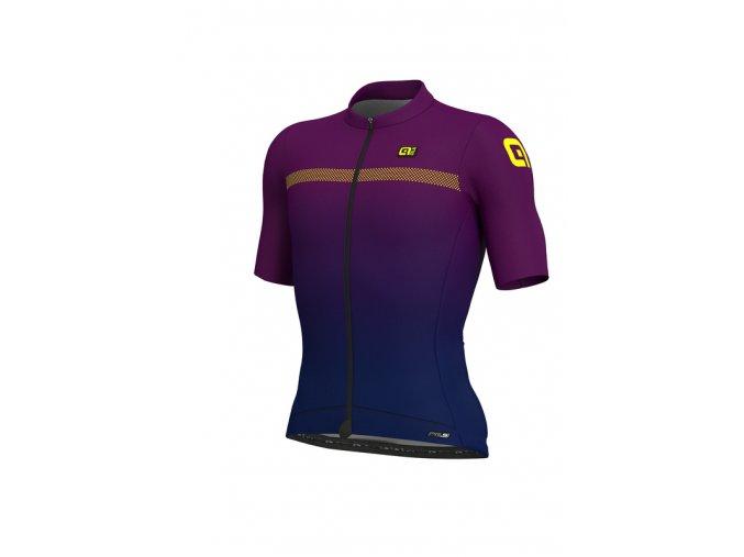 Letní cyklistický dres ALÉ PRS  FADE